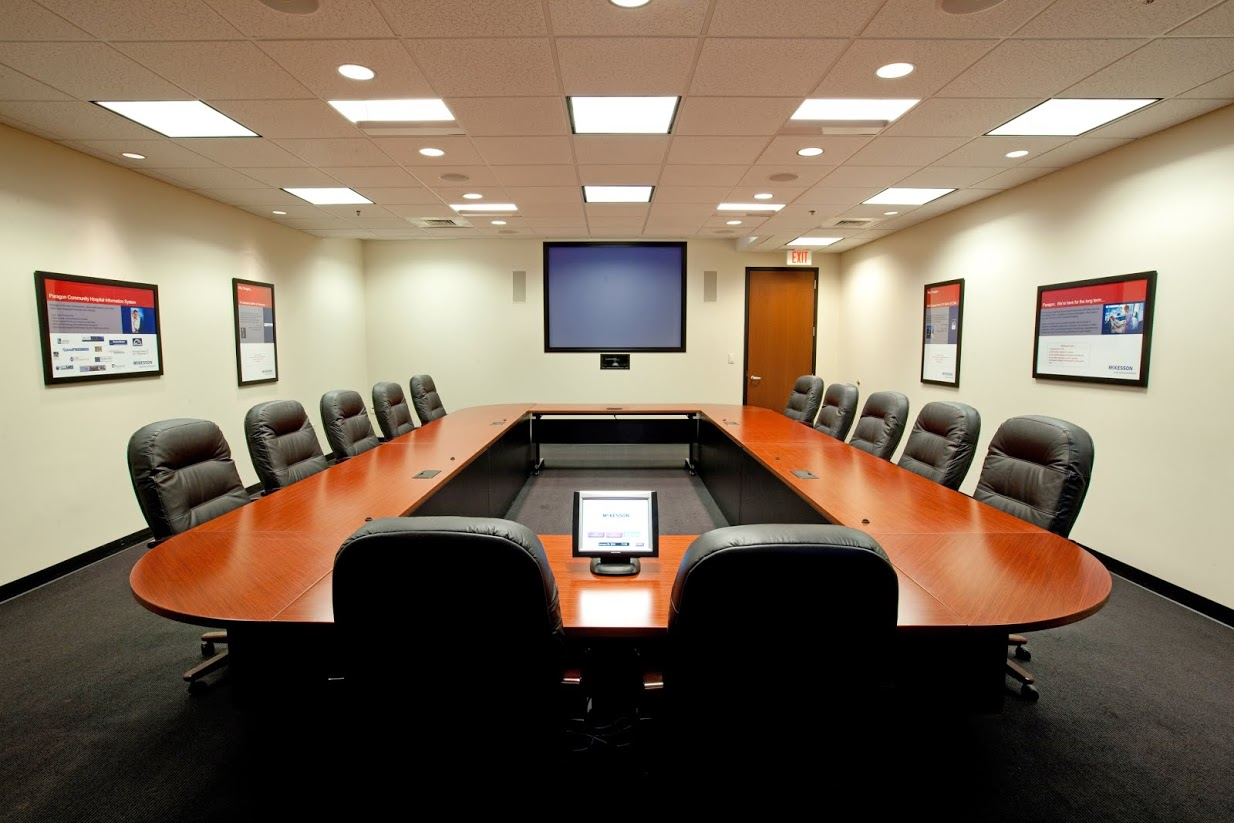 Conklin conference room design tips conference room for Office room layout