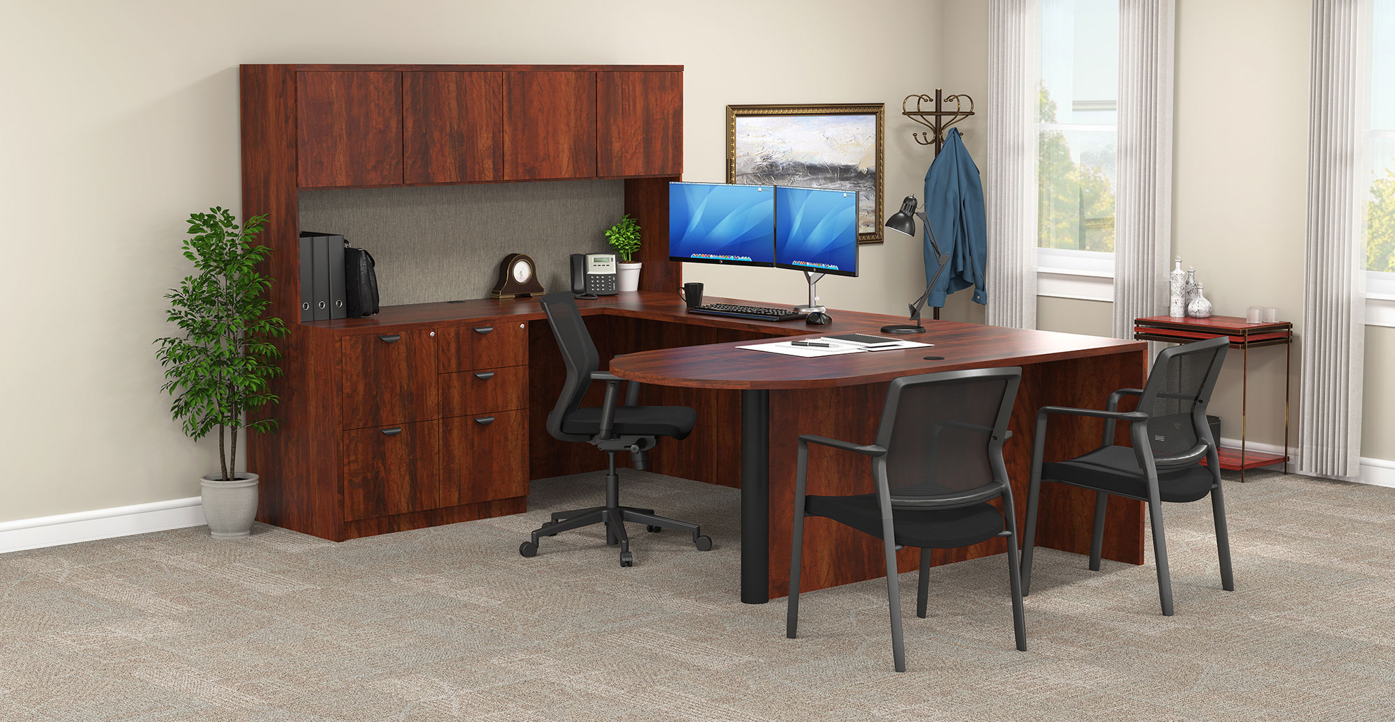 Modern And Eco Friendly Office Furniture