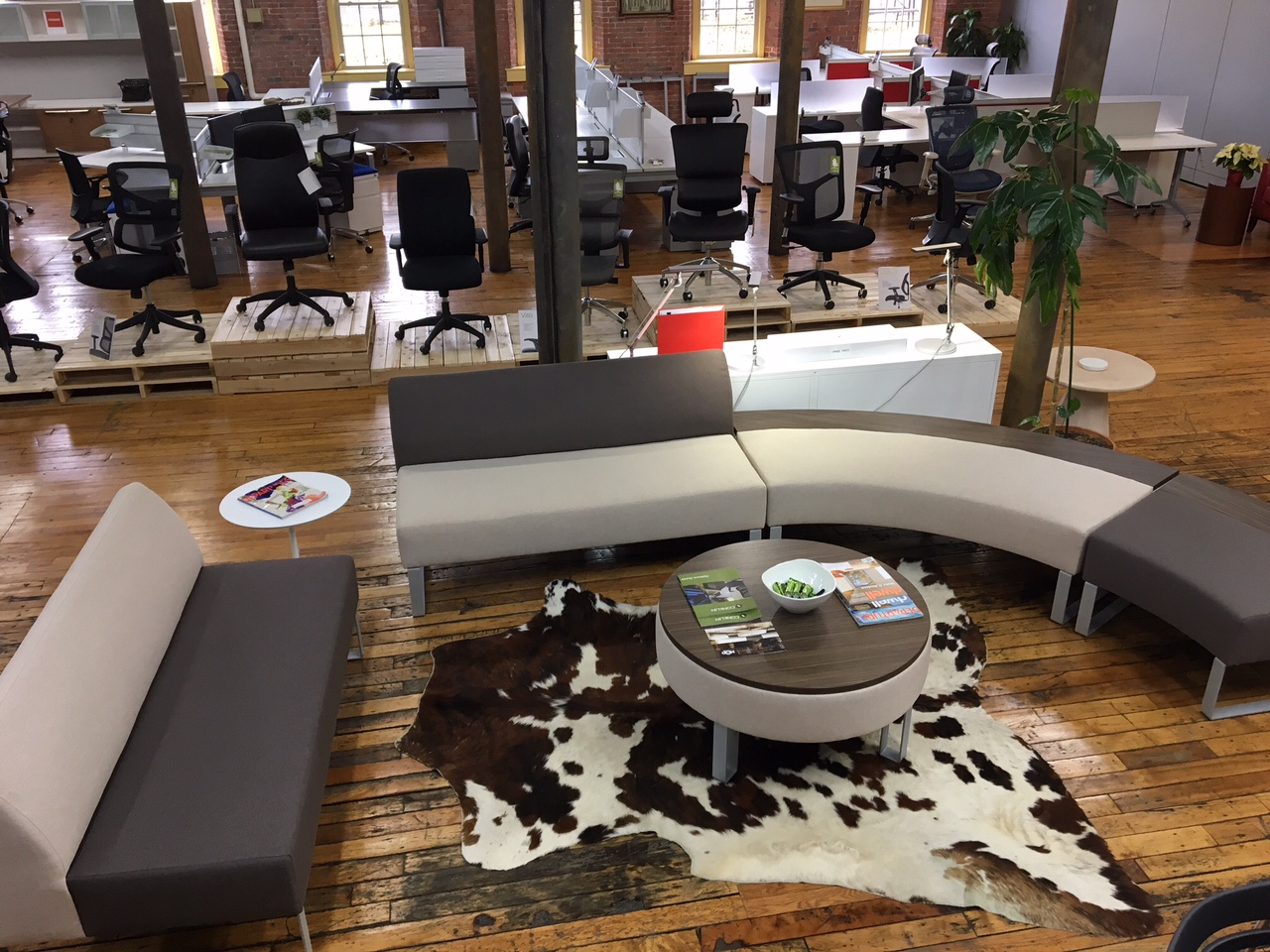 Conklin Office Furniture Locations - NY, IN, MA, NJ Used ...