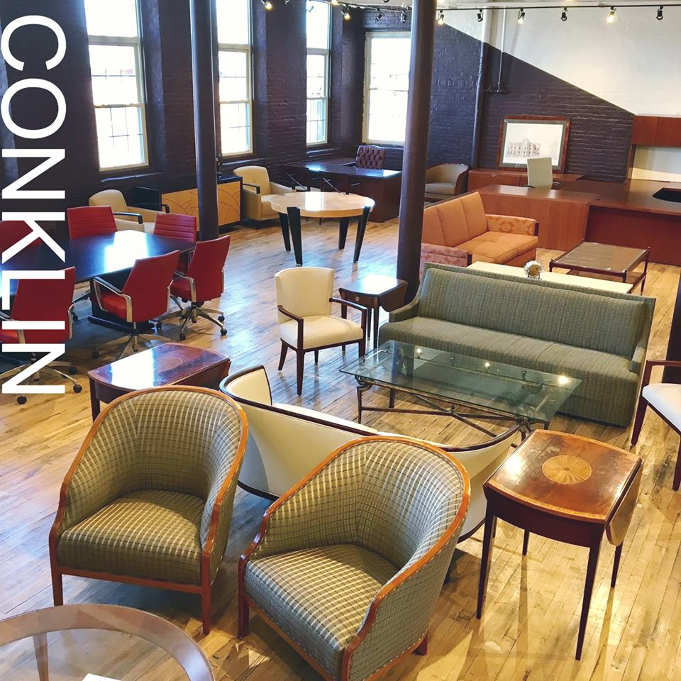 Conklin Office Furniture Locations Ny In Ma Nj Used