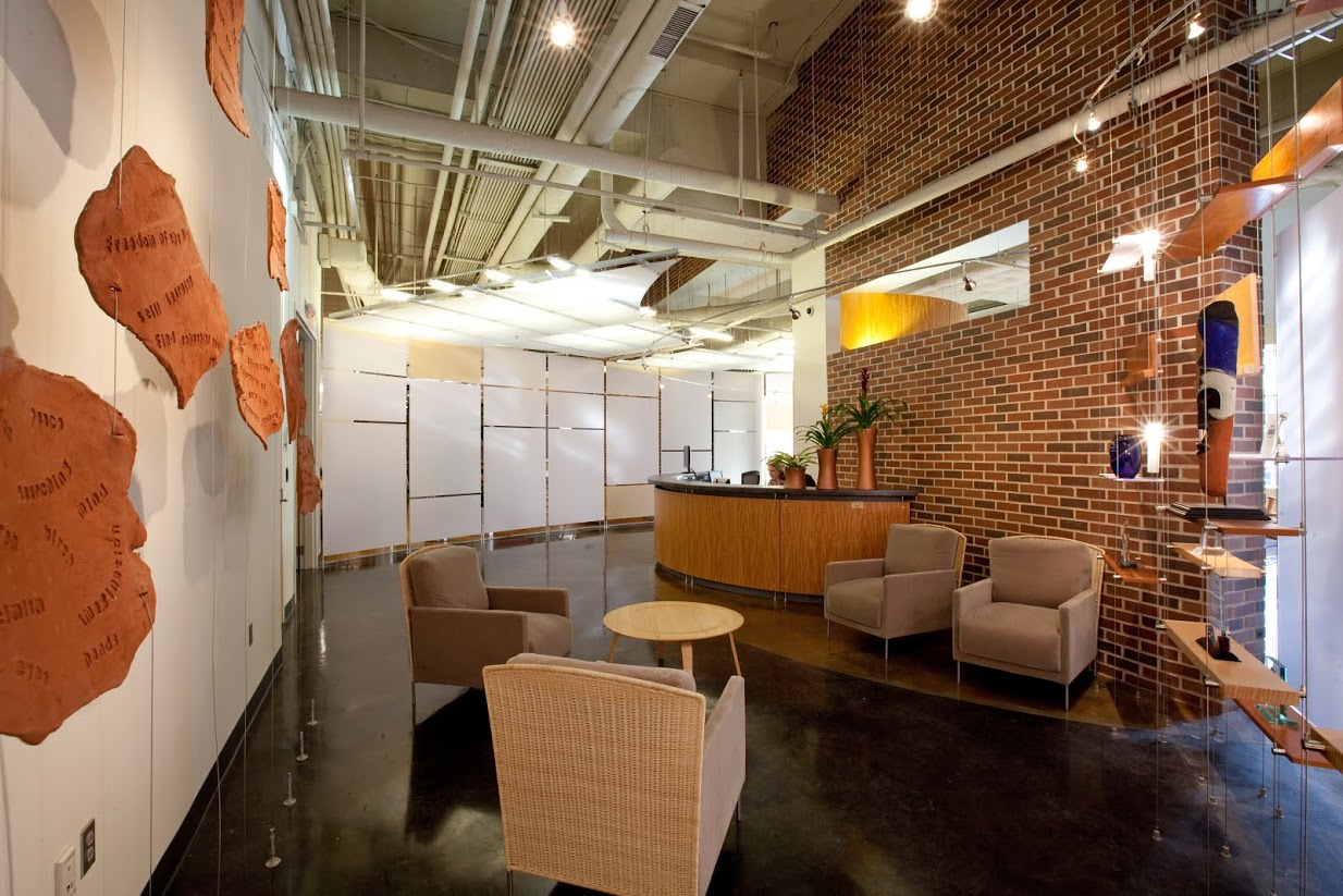 Full Service Interior Design Consulting From Conklin Office Furniture
