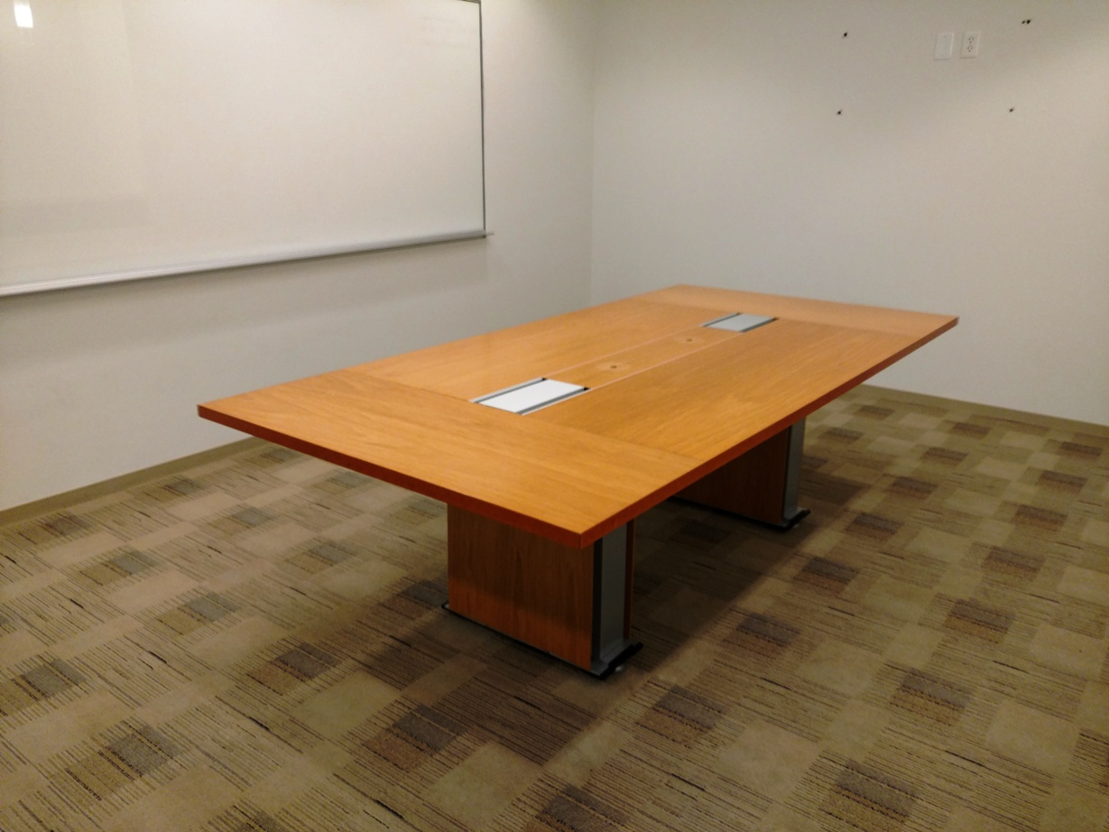 Conklin Furniture Refurbished Office Furniture In MA NJ NY IN - Narrow conference table