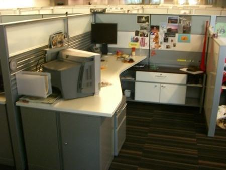 Herman Miller Office Chair White