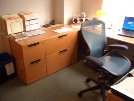 Knoll Reff U Shape Desk Sets Conklin Office Furniture