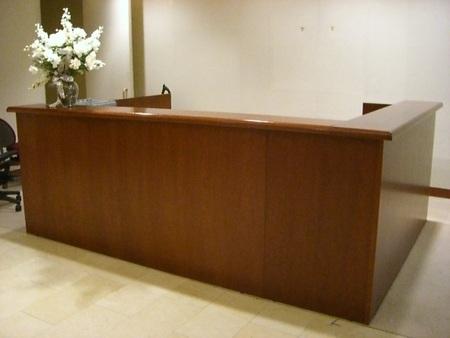Wood Work Desk