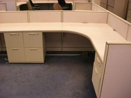 W1096   Steelcase Avenir Used Cubicles