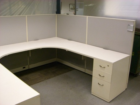 Steelcase Used Cubes Conklin Office Furniture
