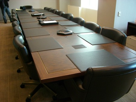 Conference Table And Conference Room Furniture Conklin Office - 18 ft conference table