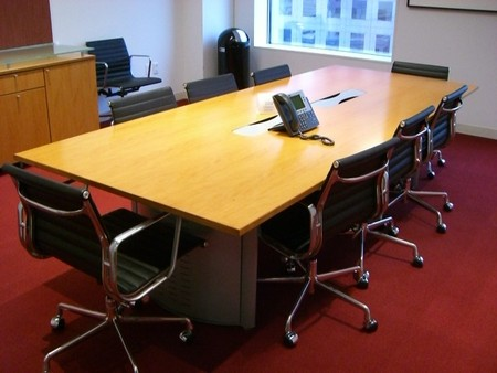 Credenza Conference Room : Conference room tables refurbished table eco