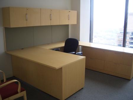 Knoll Reff Desk Sets Conklin Office Furniture