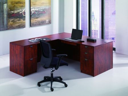 Laminate Desk Sets Nd3106 Conklin Office Furniture