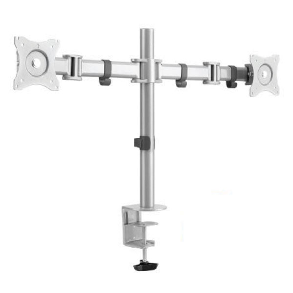 A6015 - Dual Simple Height Adjustable Monitor Arm
