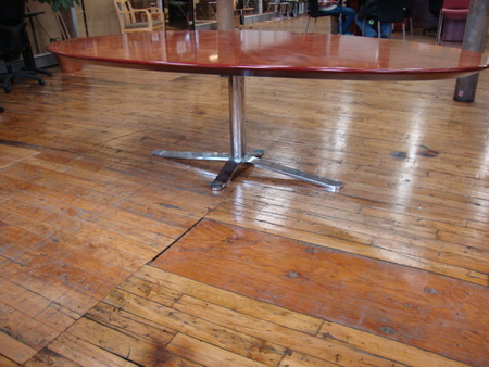 8 Ft Conference Table Conklin Office Furniture