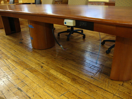 Used Large Conference Table For Sale EcoFriendly Office Furniture - 14 ft conference table