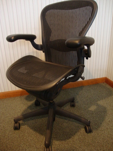 Herman Miller Aeron Chairs Conklin fice Furniture