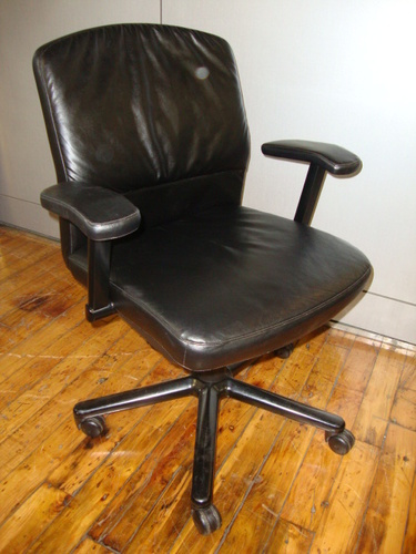 Vecta Leather Chairs