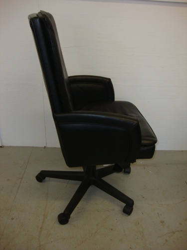 HBF Leather Seating Conklin fice Furniture