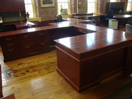 bernhardt office desk - conklin office furniture