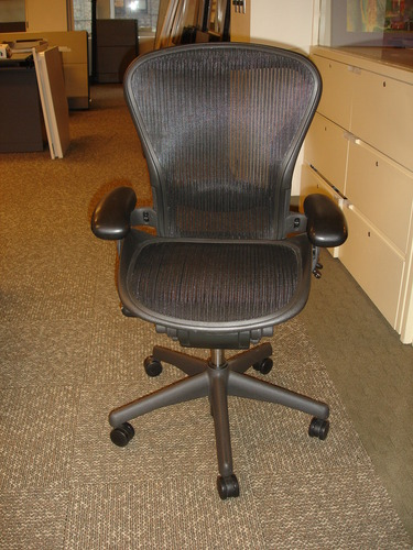 Herman Miller Aeron Chairs Conklin Office Furniture