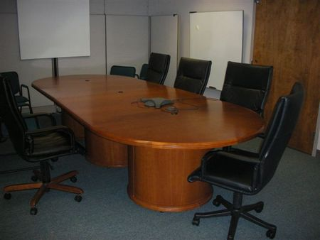 Cherry Conference Table Refurbished Office Furniture For Sale In - 12 foot conference room table