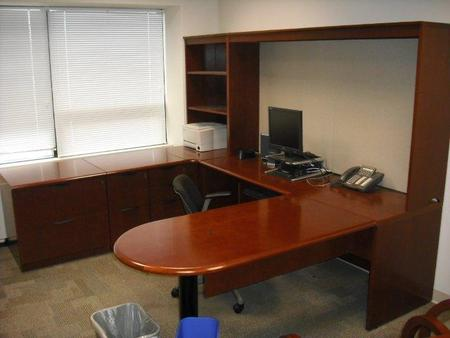 used steelcase desk sets and office desks available! - conklin
