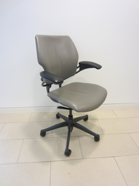 Leather Humanscale Chairs C3827c Conklin Office Furniture