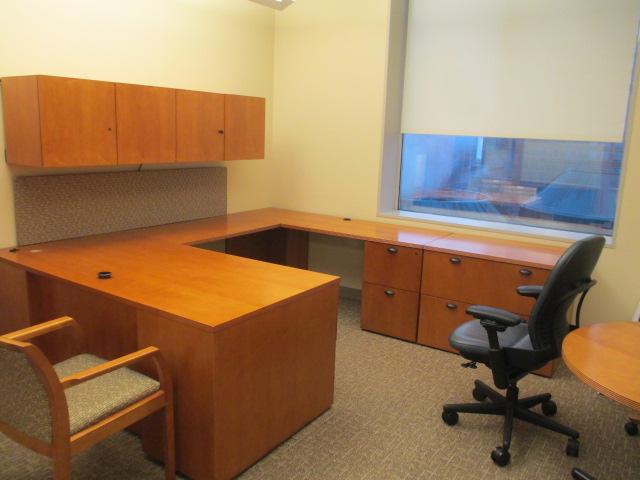 Kimball U Shape Desk Sets Conklin fice Furniture