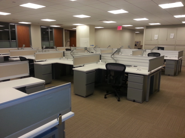 Stretch Workstations B6002 Conklin Office Furniture