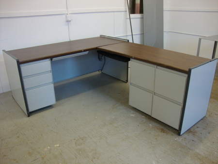 Steelcase 9000 Desks Conklin Office Furniture