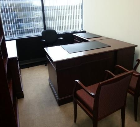 Ofs Desk Sets Used Desks And Office Desks Available Conklin