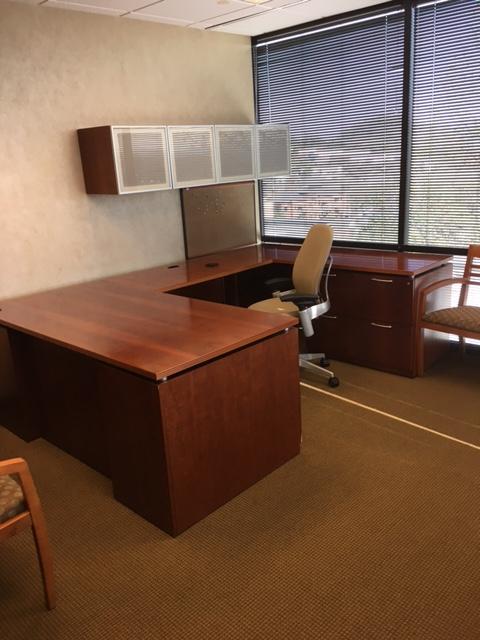 Executive Desk Sets D12023c Conklin Office Furniture