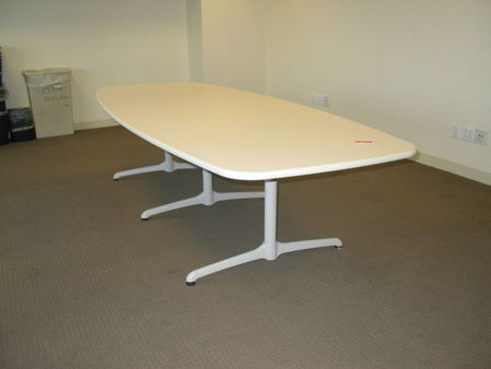 T395 - Steelcase Laminate Conference Tables