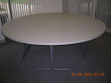 Ft Round Conference Table Conklin Office Furniture - 7 ft conference table