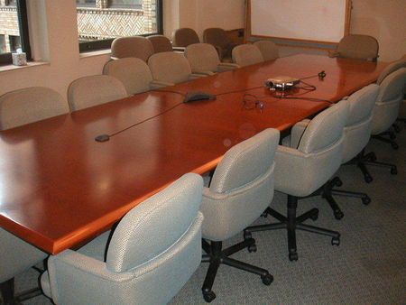 Ft Cherry Conference Table Conklin Office Furniture - 18 ft conference table