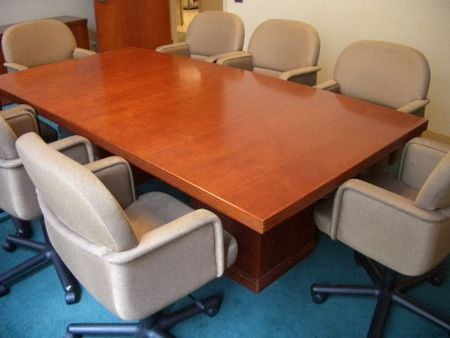 Ft Cherry Conference Table Conklin Office Furniture - 7 ft conference table
