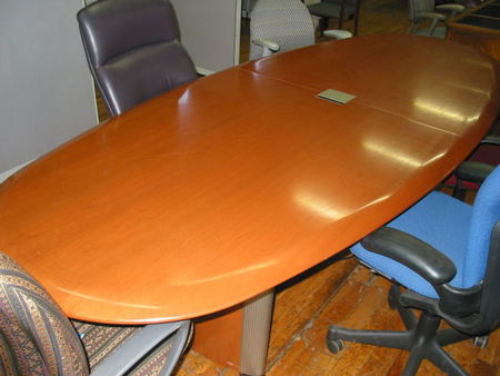 T955 - 10 ft Conference Table