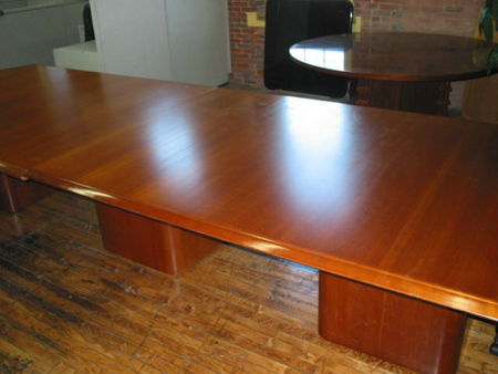 T977 - 14 ft Conference Table