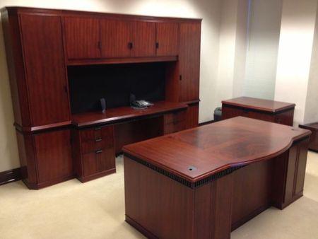 Executive Office Suite Furniture