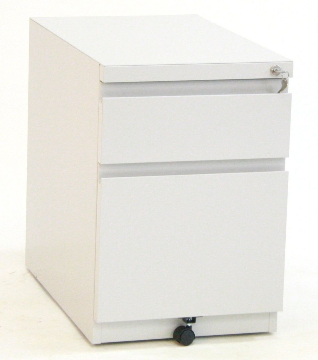 "NP1443 - New 23 1/2"" Mobile Pedestals with Tops"