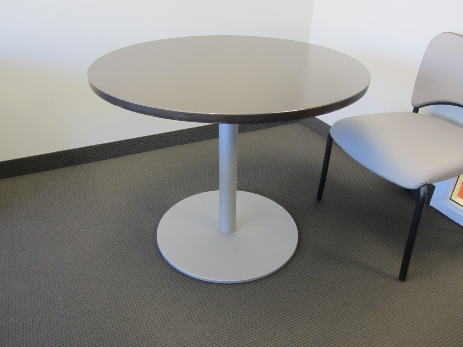 "T12135C - Teknion 36"" Round Table"