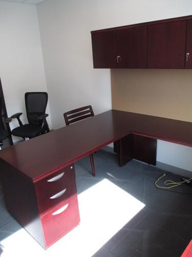 Gunlocke U Shape Desk Sets Conklin fice Furniture