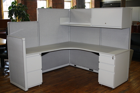 Steelcase 9000 Remanufactured Cubicle