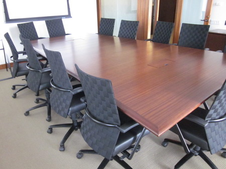 V Shaped Conference Table For Offices V Shaped Eco