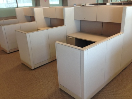 Haworth Premise Cubicles Conklin Office Furniture