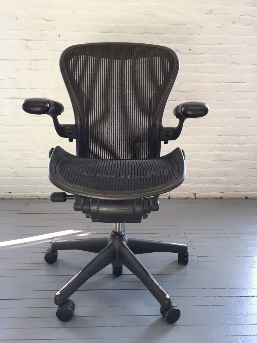 Aeron Chair Size B By Herman Miller