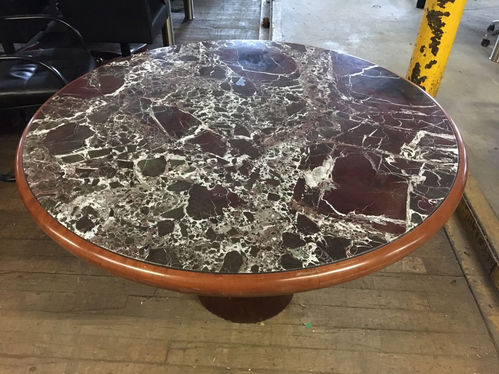 Conference Conklin Office Furniture - 6 foot round conference table