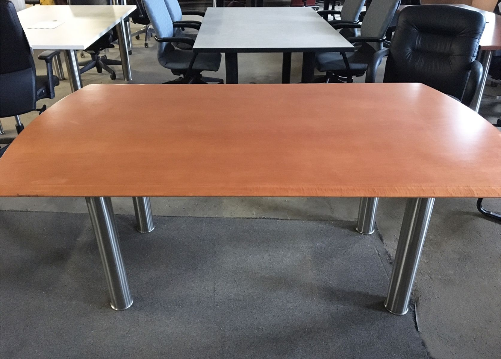 Ft Cherry Conference Table Conklin Office Furniture - 6 ft conference table