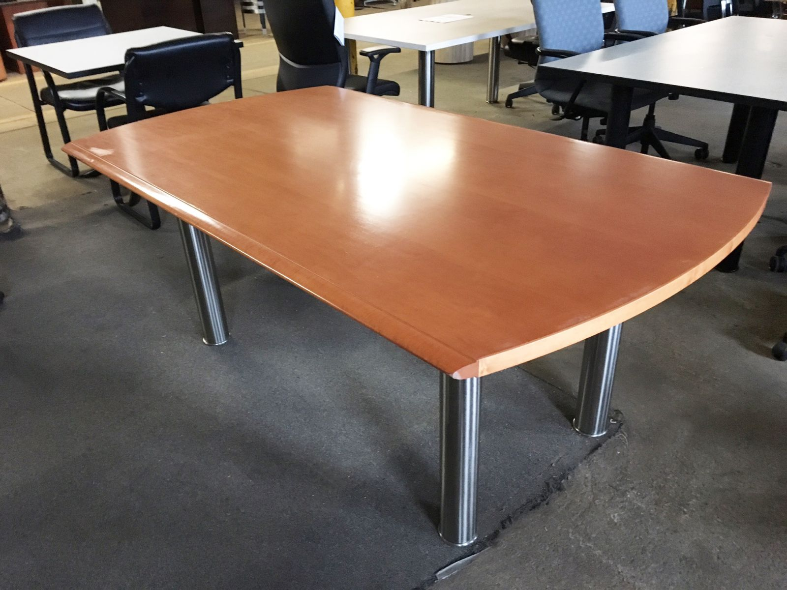 Ft Cherry Conference Table Conklin Office Furniture - 6ft conference table