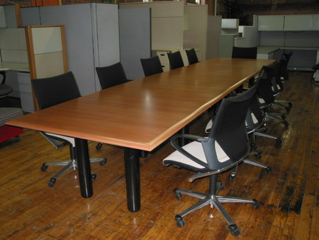 Ft Vecta Conference Table Conklin Office Furniture - 16 foot conference room table