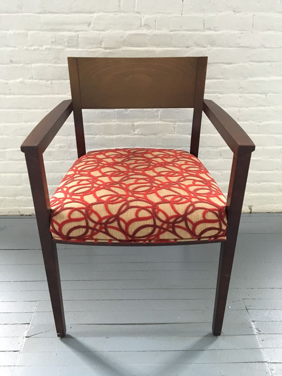 C6116C - Side Chair by Brayton